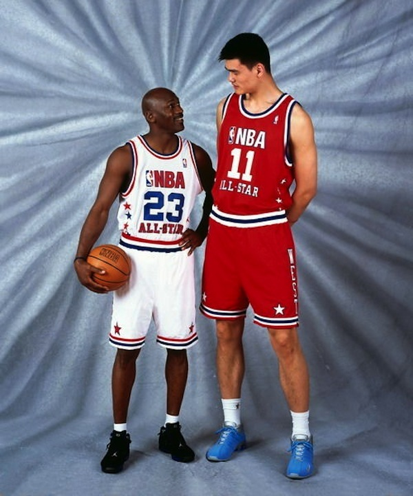 Yao to join collection of Reebok forces  ESPNcom